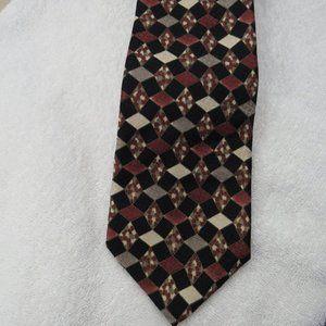 "Bellini Tie Long 65"" 100% Silk Necktie"